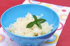 coleslaw Fotografie Stock Libere da Diritti