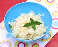 coleslaw Fotografia Stock Libera da Diritti