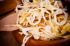 coleslaw Стоковые Изображения