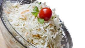 coleslaw Fotografia Stock