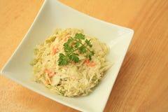coleslaw Foto de Stock