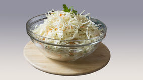 Coleslaw Royalty Free Stock Photo