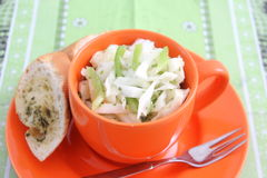 Coleslaw Royalty Free Stock Photos
