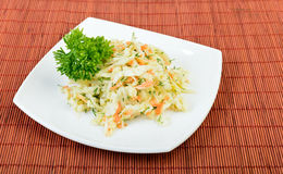 Free Coleslaw Salad Royalty Free Stock Photos - 58302978