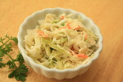 Coleslaw Stock Photos