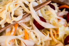 Coleslaw Royalty Free Stock Images
