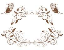Colete a beira da flor Imagens de Stock Royalty Free