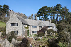 Coleton Fishacre Country house in Devon Stock Image