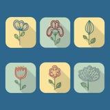 Coletor ideal, ilustração do vetor Elementos do projeto Fotos de Stock Royalty Free