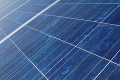 Coletor novo do painel solar Imagens de Stock