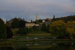 Colgate-Universiteit royalty-vrije stock afbeeldingen