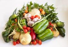Colheita grande dos vegetais 3 Imagens de Stock Royalty Free