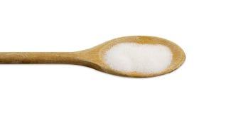 Colher com açúcar Imagem de Stock