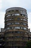Coligação política Tehnoimport: arquitetura modernista Bucareste Romênia dos anos 30 Imagens de Stock