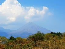 COLIMA wulkan Obraz Stock
