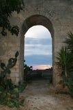 Colimena arch Stock Image