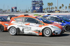 Colin Braun 54, drives a GRC Lites car, during the Red Bull Glob Stock Images
