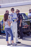 Colin Braun and Girlfriend Melissa Fields Royalty Free Stock Photography
