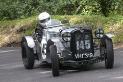 Colin Danks in the Austin 7 Special Stock Photos