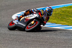Colin Edwards pilot of MotoGP Royalty Free Stock Images