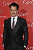 Colin Farrell. At the 2014 Palm Springs International Film Festival Awards gala at the Palm Springs Convention Centre. January 4, 2014  Palm Springs, CA Picture Royalty Free Stock Image