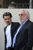 Colin Farrell,Donald Sutherland Royalty Free Stock Image