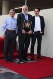 Colin Farrell, Donald Sutherland stockfoto
