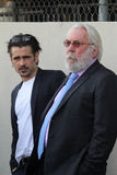 Colin Farrell,Donald Sutherland Stock Photos