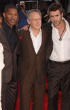 Colin Farrell,Jamie Foxx,Michael Mann Stock Photography