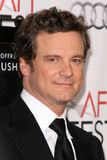 Colin Firth Foto de Stock Royalty Free