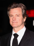 Colin Firth Stock Afbeelding