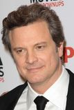 Colin Firth Fotografia de Stock Royalty Free