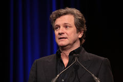Colin Firth Stock Afbeeldingen