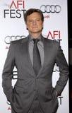 Colin Firth Lizenzfreie Stockfotografie
