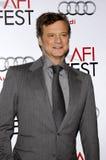 Colin Firth Lizenzfreie Stockbilder