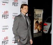 Colin Firth Stock Photos