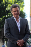 Colin Firth. At the indiction ceremony for  into the Hollywood Walk of Fame, Hollywood, CA. 01-13-11 Stock Photos
