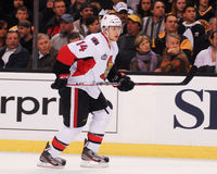 Colin Greening Ottawa Senators Royalty Free Stock Images