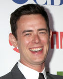 Colin Hanks Royalty Free Stock Photography