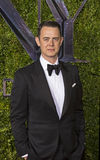 Colin Hanks Arrive bij 2015 Tony Awards stock fotografie