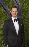 Colin Hanks Arrive chez Tony Awards 2015 Photographie stock
