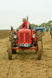 Colin Hewetson, Ploughman Royalty Free Stock Photography