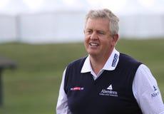 Colin Montgomerie a golf de aperto Francia Fotografie Stock Libere da Diritti