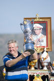 Colin Montgomerie Leads Europe To Victory Stock Images