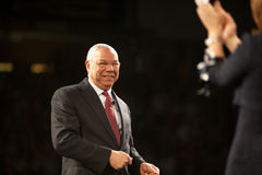 Colin Powell Fotografia de Stock Royalty Free