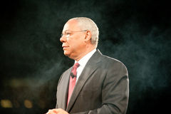 Colin Powell Fotos de Stock Royalty Free