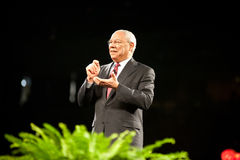 Colin Powell Photographie stock libre de droits