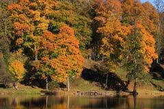 Colina colorida Imagen de archivo libre de regalías