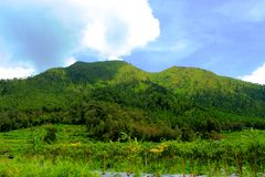 Colina de Andong Imagenes de archivo