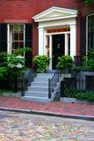 Colina de faro, Boston imagen de archivo